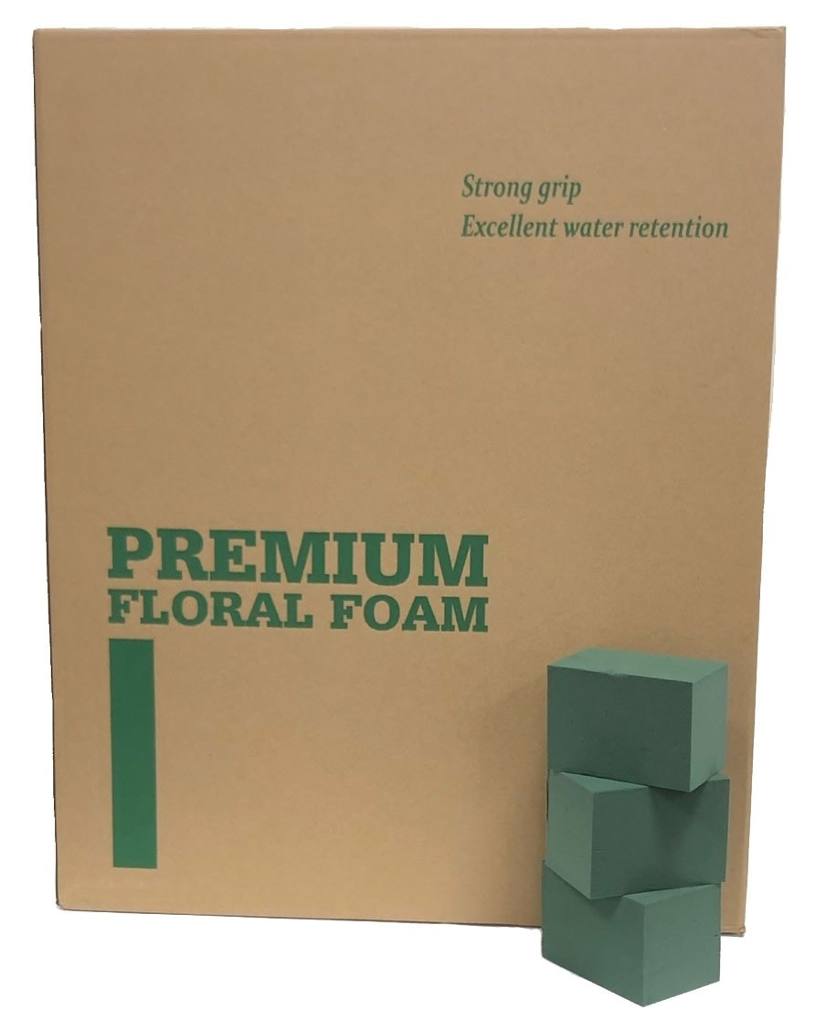 Floral Foam – Analysis of the Three Brands on the Market